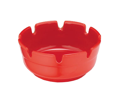 TableCraft Products ST365R-1 ash tray, plastic