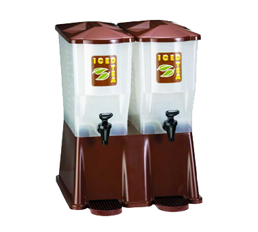 TableCraft Products TW54DP beverage dispenser, non-insulated
