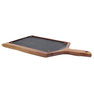 TableCraft Products UCW10L sizzle thermal platter underliner