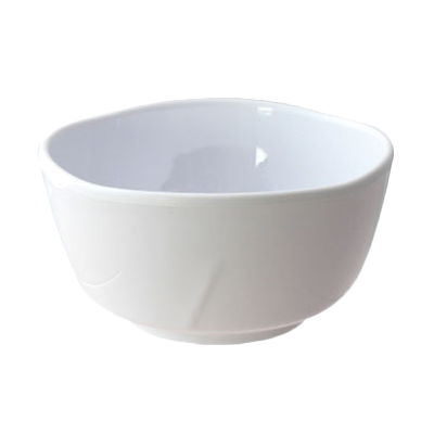 Thunder Group 39050WT soup salad pasta cereal bowl, plastic
