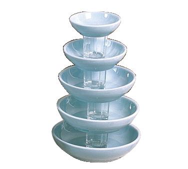 Thunder Group 3960 asian dinnerware, plastic