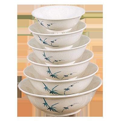 Thunder Group 5075BB asian dinnerware, plastic