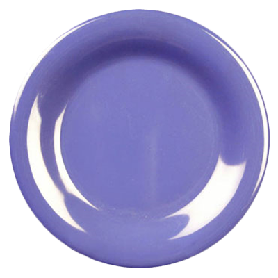 Thunder Group CR010BU plate, plastic