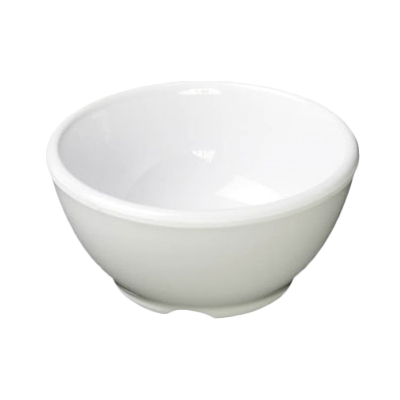 3325-075 DZ Thunder Group CR5804W soup salad pasta cereal bowl, plastic