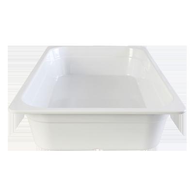 Thunder Group GN1004W food pan, plastic