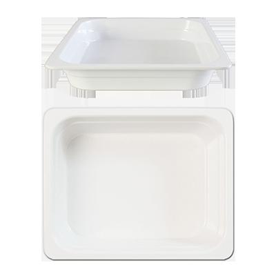 Thunder Group GN1121W food pan, plastic