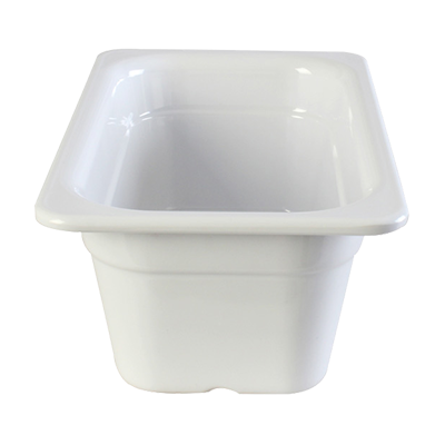 Thunder Group GN1144W food pan, plastic