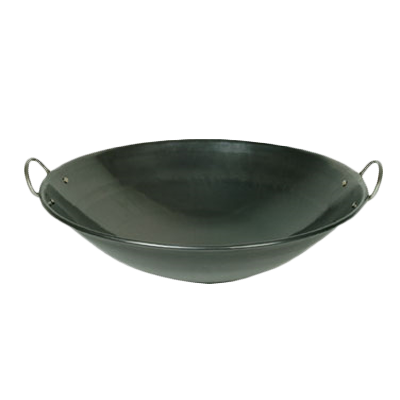 Thunder Group IRWC004 wok pan