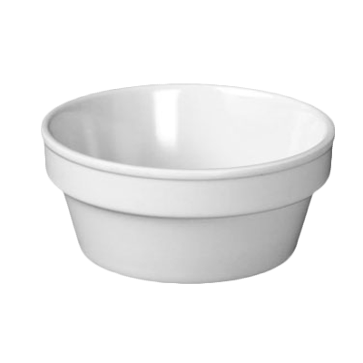 Thunder Group NS502W ramekin / sauce cup, plastic
