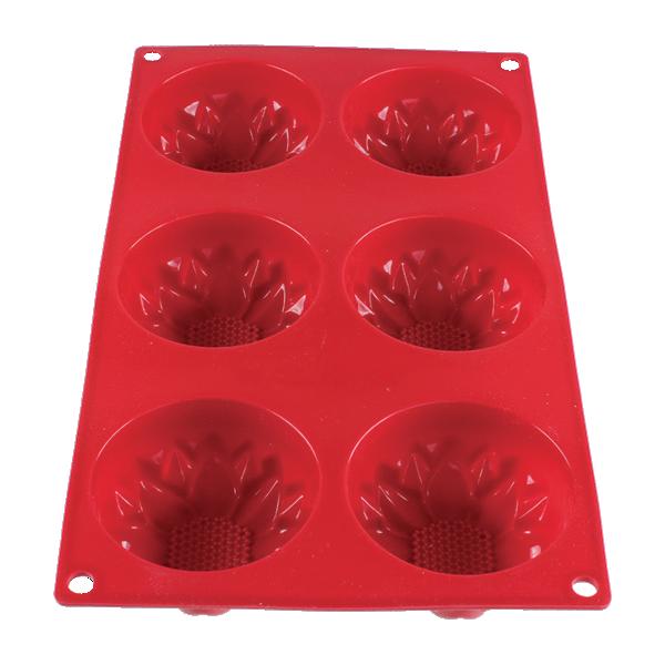 Thunder Group PLBM004S baking sheet, pastry mold, flexible