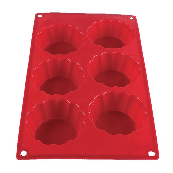 Thunder Group PLBM010S baking sheet, pastry mold, flexible