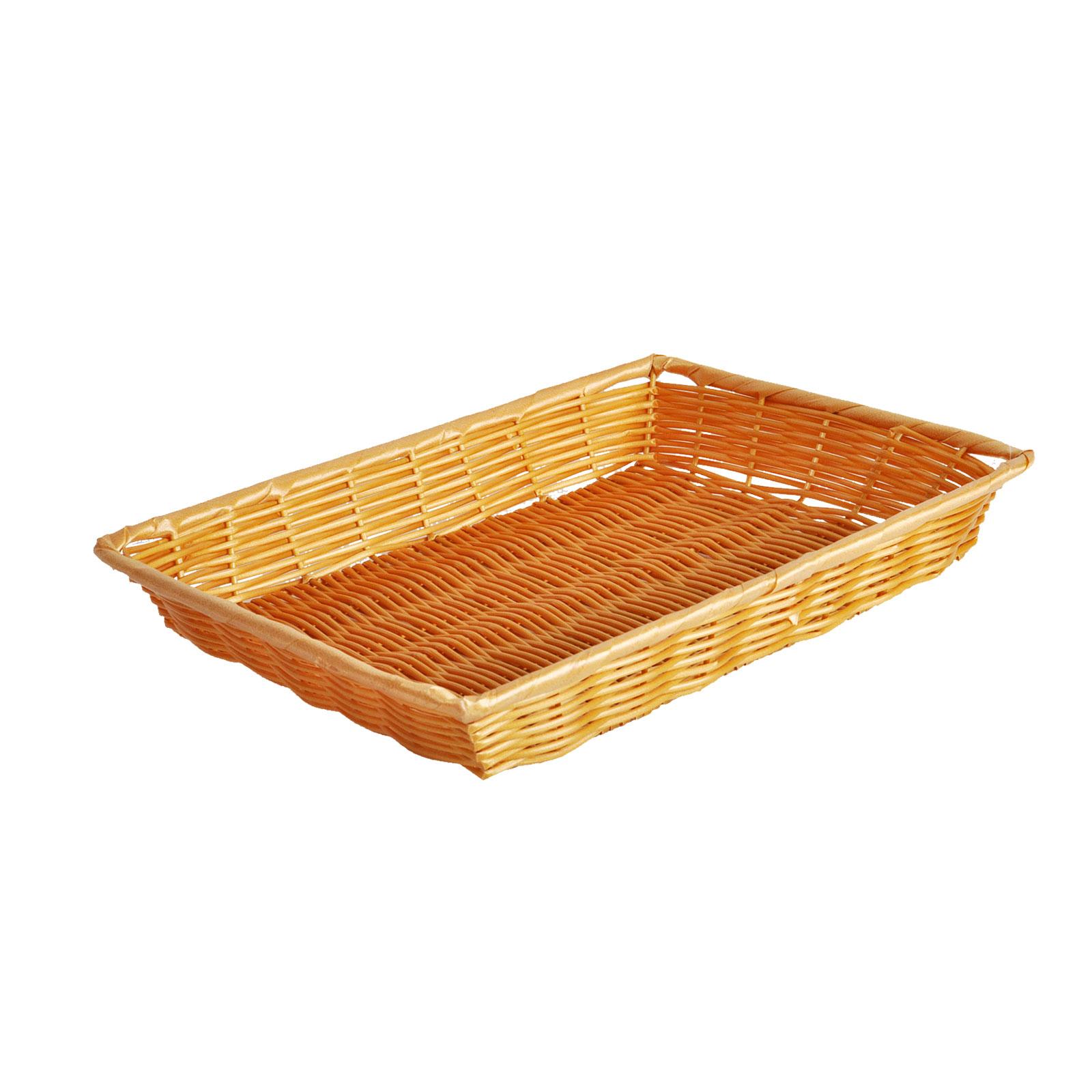 Thunder Group PLBN1410T basket, tabletop, plastic