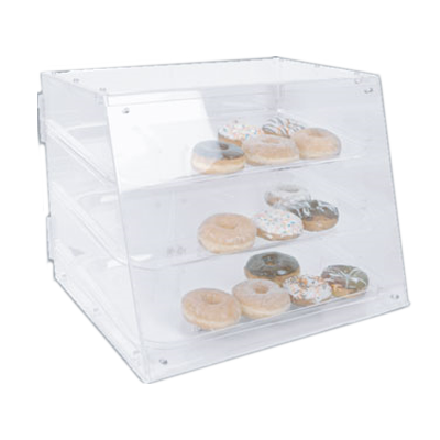 Thunder Group PLDC001 display case, pastry, countertop