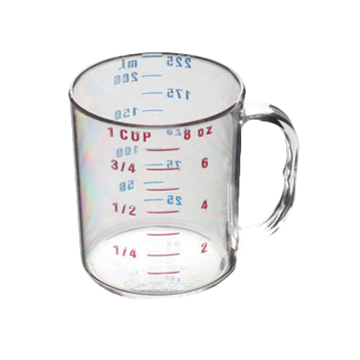 Thunder Group PLMC008CL measuring cups
