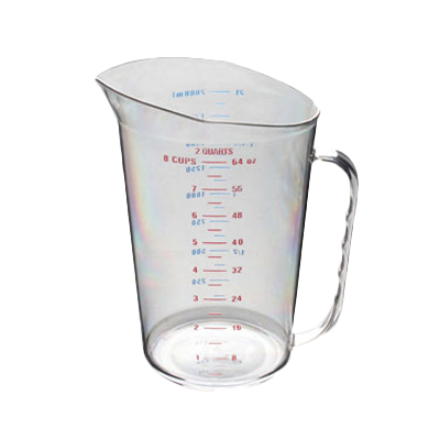 Thunder Group PLMC064CL measuring cups