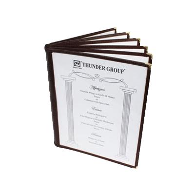 Thunder Group PLMENU-6BR menu cover
