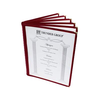 Thunder Group PLMENU-6MA menu cover