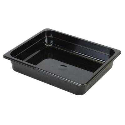 Thunder Group PLPA8122BK food pan, plastic