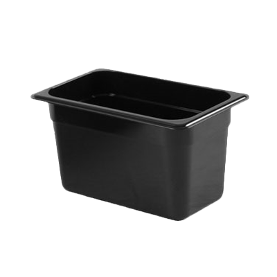 Thunder Group PLPA8146BK food pan, plastic