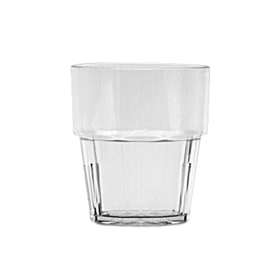Thunder Group PLPCTB108CL glassware, plastic