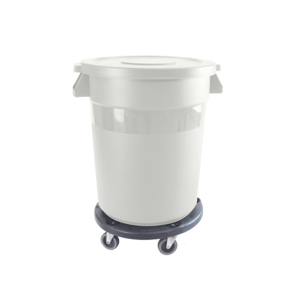 Thunder Group PLTC020W trash can / container, commercial