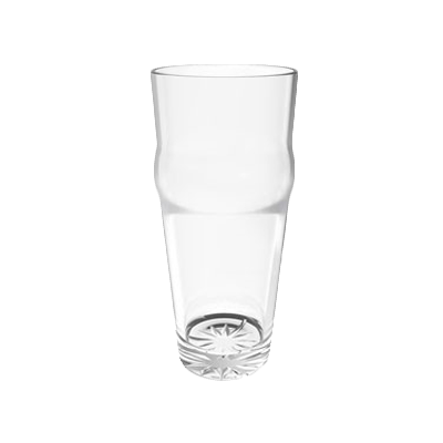 Thunder Group PLTHEP016C glassware, plastic
