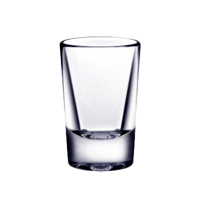Thunder Group PLTHSG001CC glassware, plastic