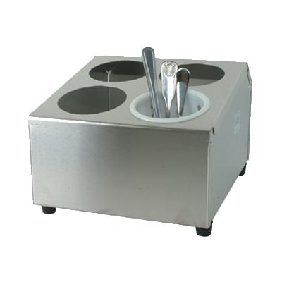 Thunder Group SLFC004 flatware holder, cylinder holder / dispenser