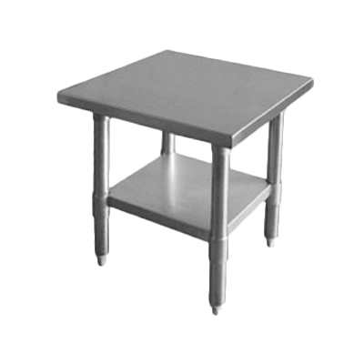 Thunder Group SLWT42418F work table,  12