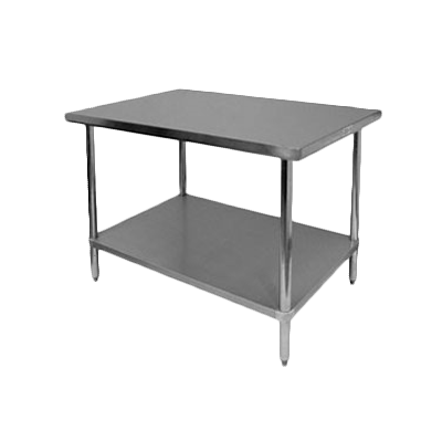 Thunder Group SLWT42460F work table,  54