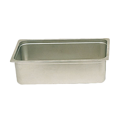 Thunder Group STPA2006 steam table pan, stainless steel