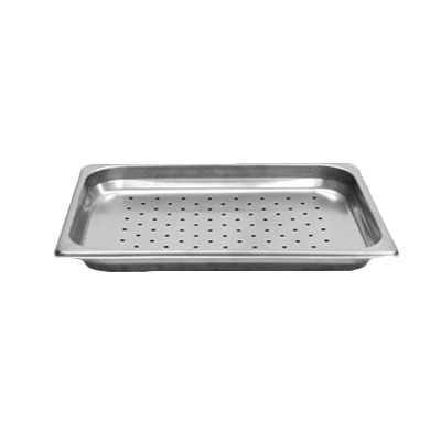 Thunder Group STPA3121PF steam table pan, stainless steel
