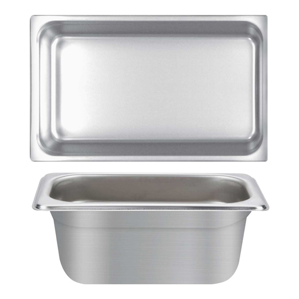 Thunder Group STPA4006 steam table pan, stainless steel