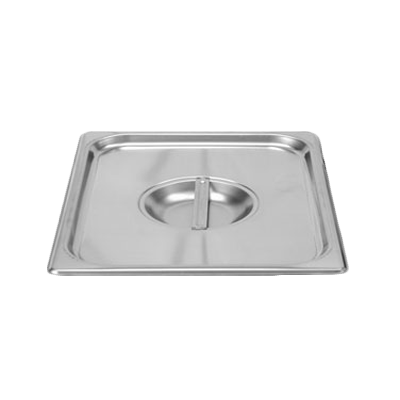 Thunder Group STPA7120C steam table pan cover, stainless steel