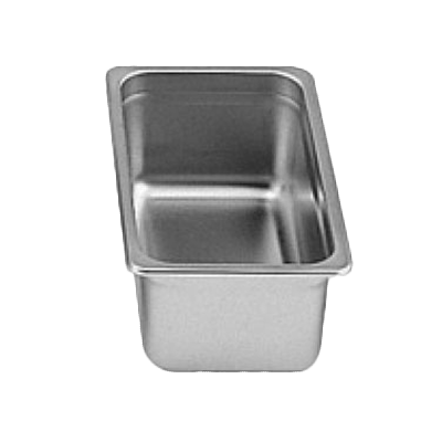 Thunder Group STPA8134 steam table pan, stainless steel