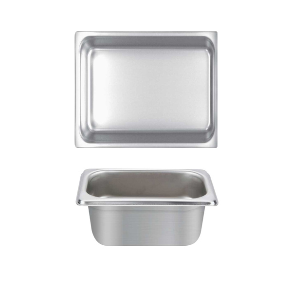 Thunder Group STPA9122 steam table pan, stainless steel