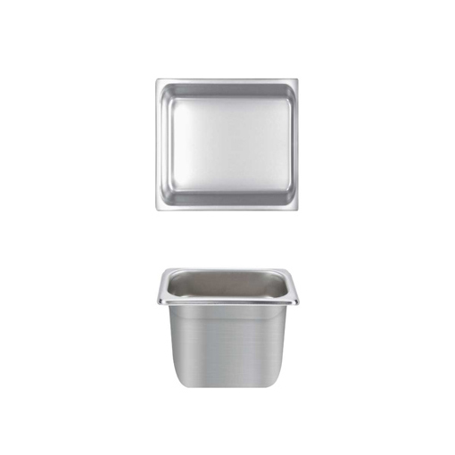 Thunder Group STPA9166 steam table pan, stainless steel