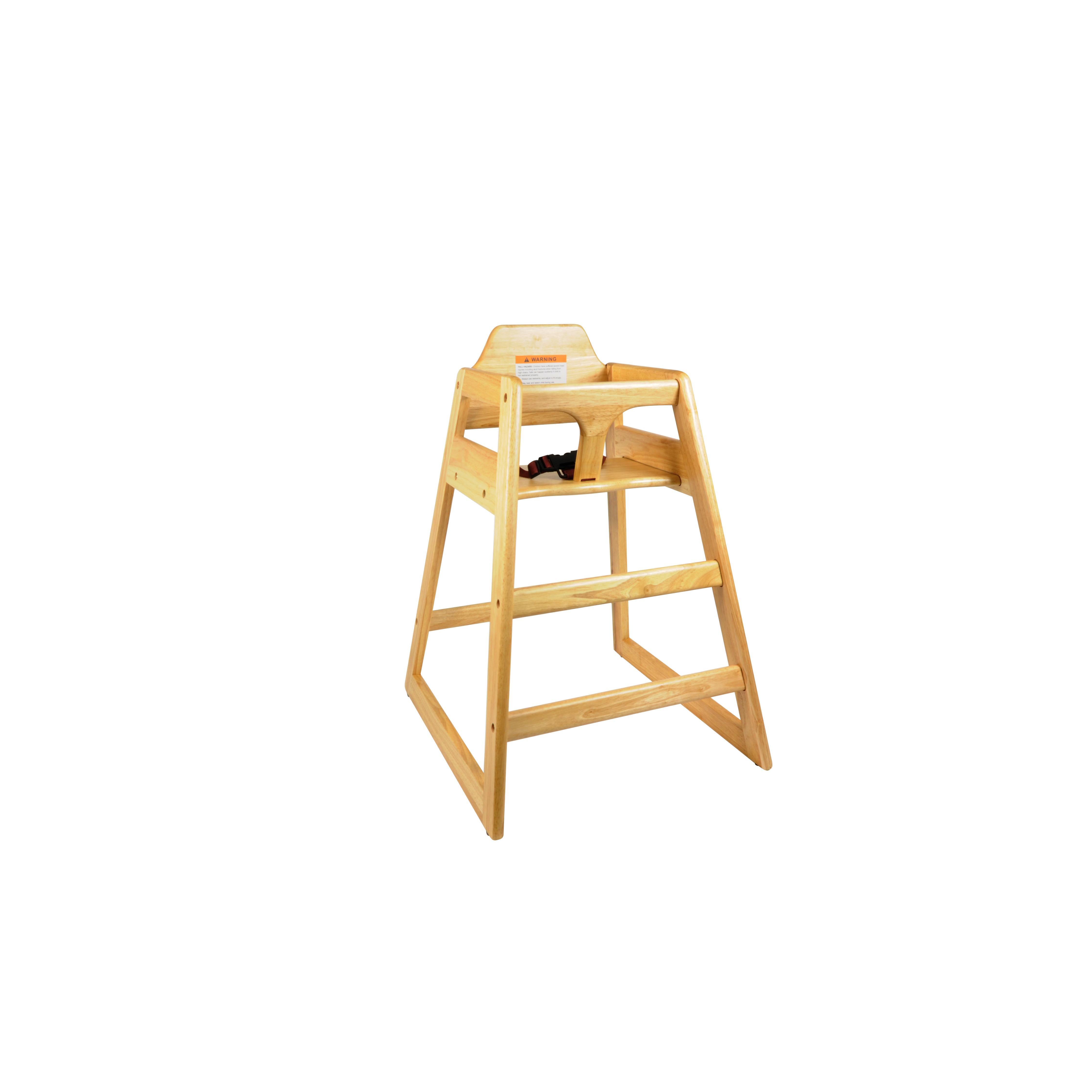 Thunder Group WDTHHC018A high chair, wood