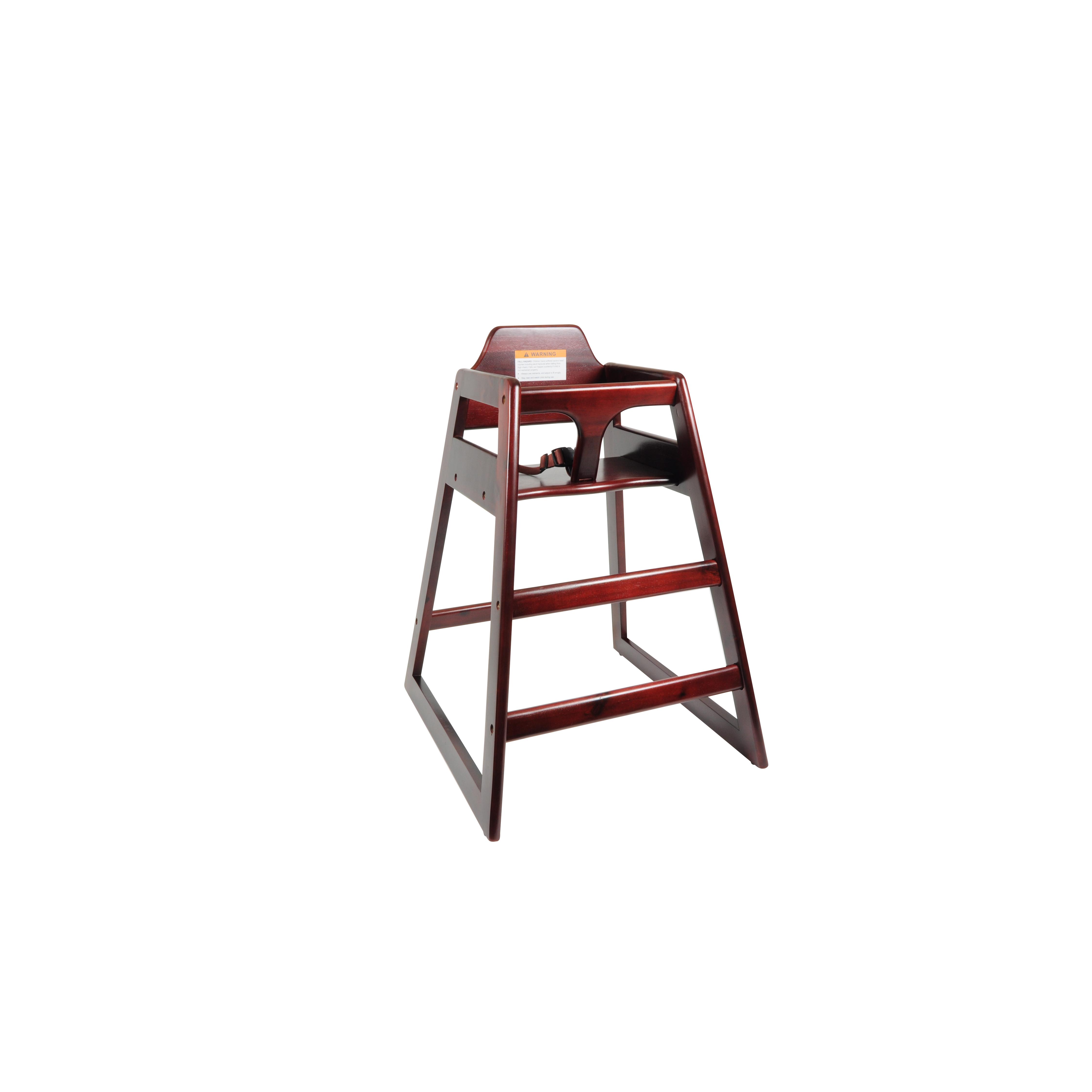 Thunder Group WDTHHC020A high chair, wood