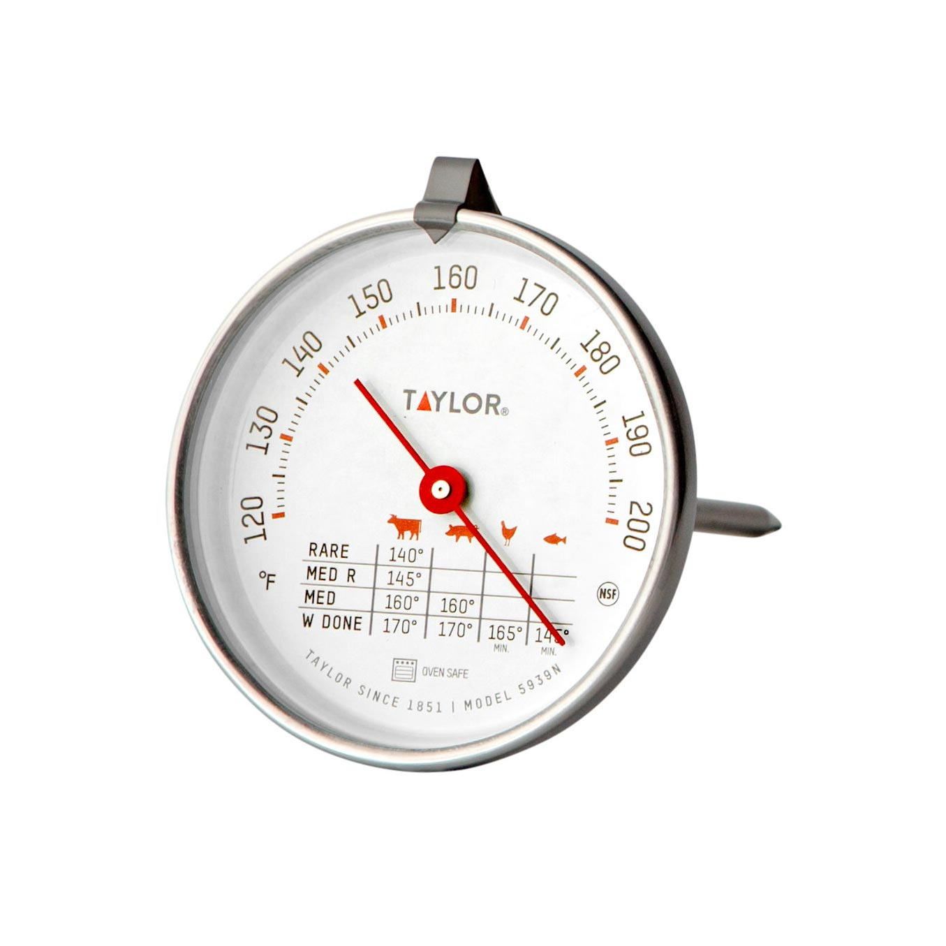 Taylor Precision 5939N meat thermometer