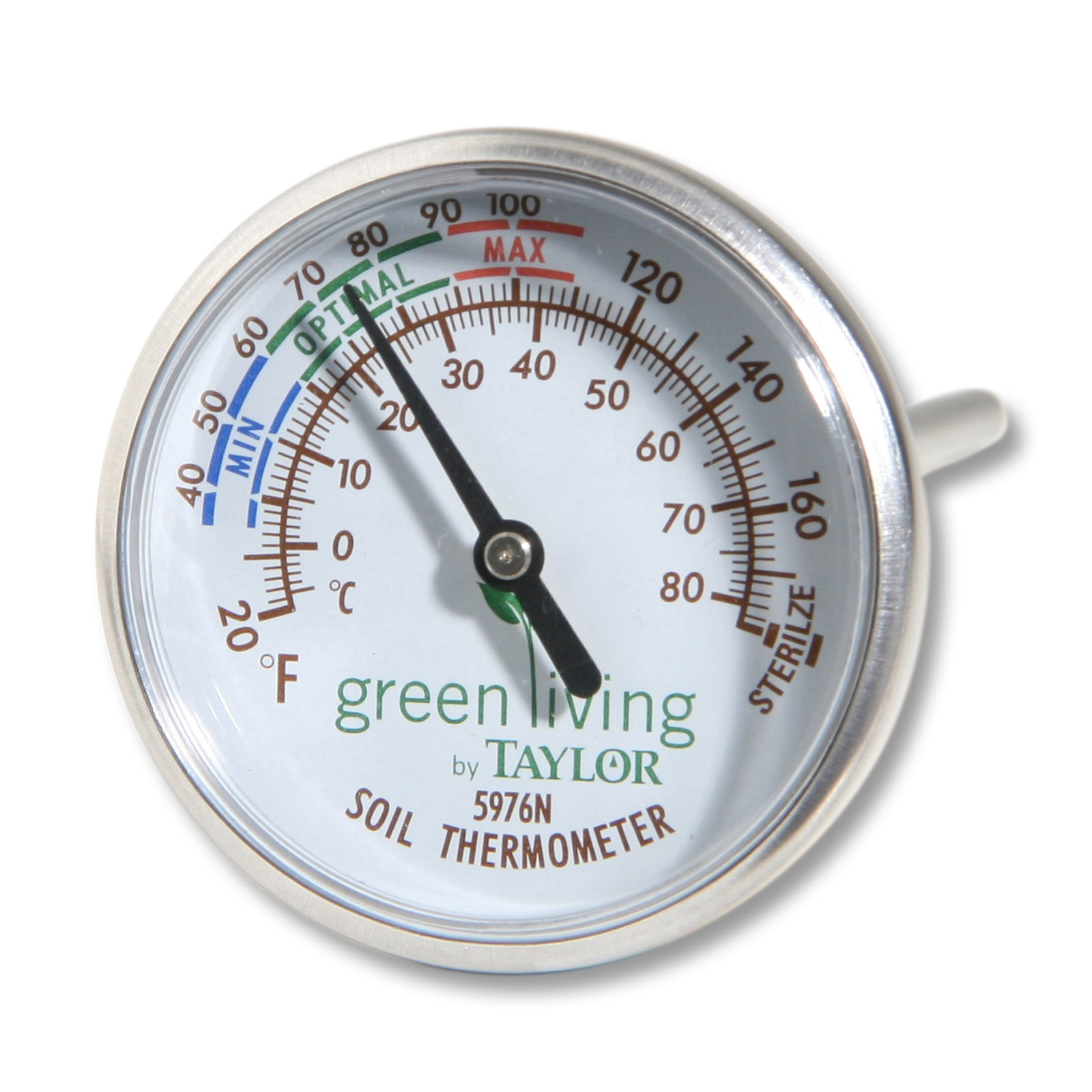 Taylor Precision 5976N thermometer, misc
