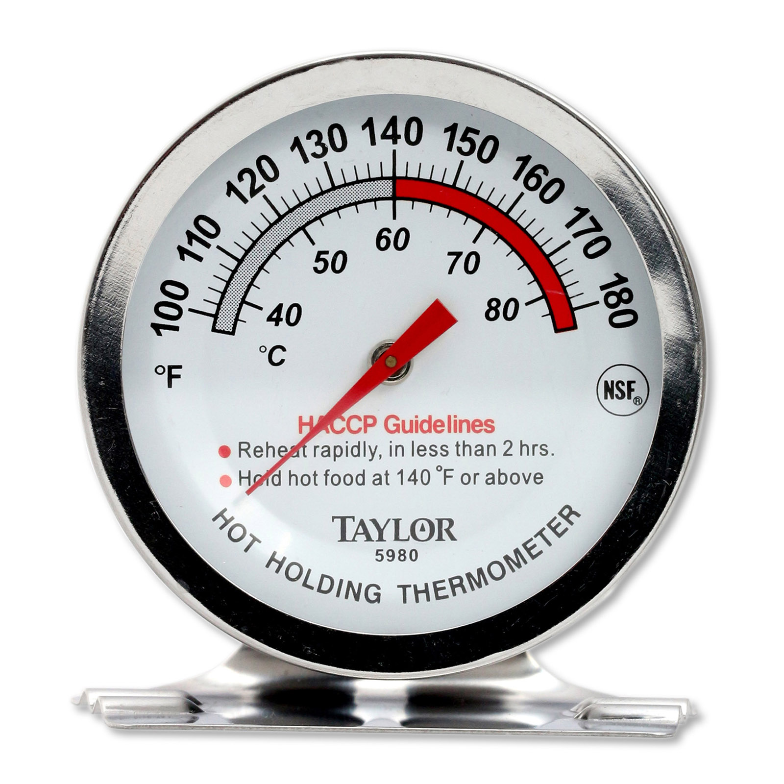 Taylor Precision 5980N thermometer, misc