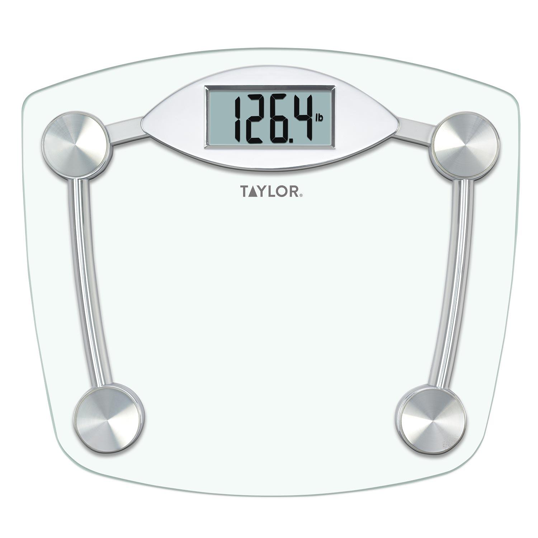 Taylor Precision 75064192 bathroom scale