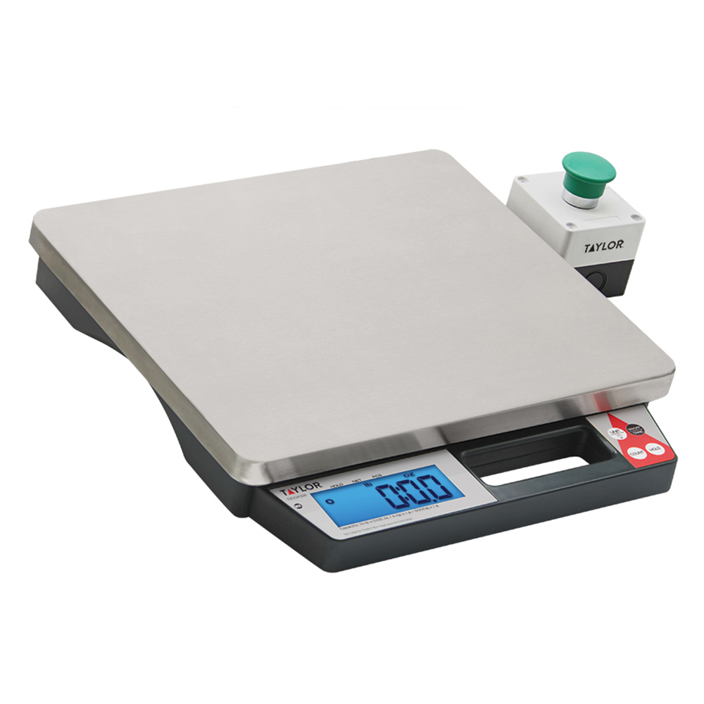 Taylor Precision TE10PZR scale, portion, digital