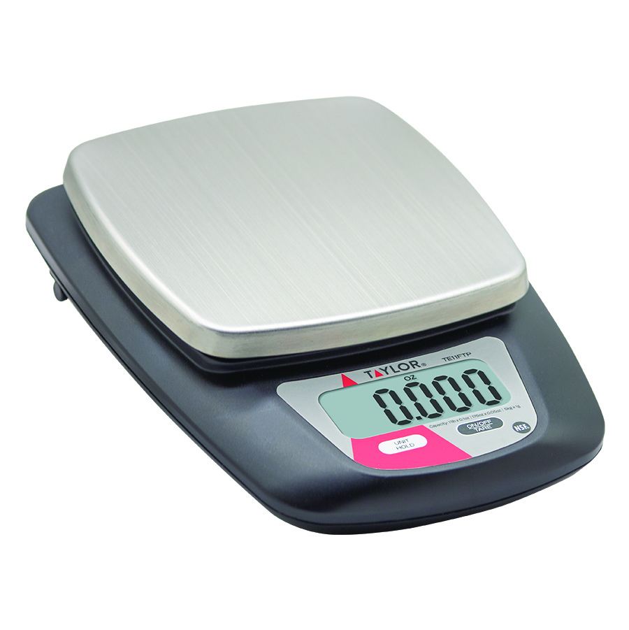 Taylor Precision TE11FTP scale, portion, digital