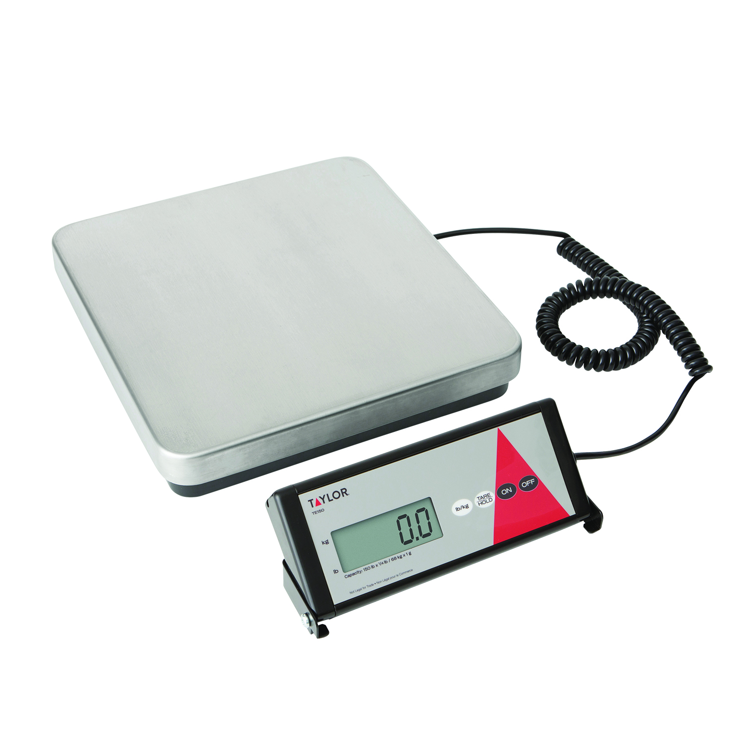 Taylor Precision TE150 scale, receiving, digital