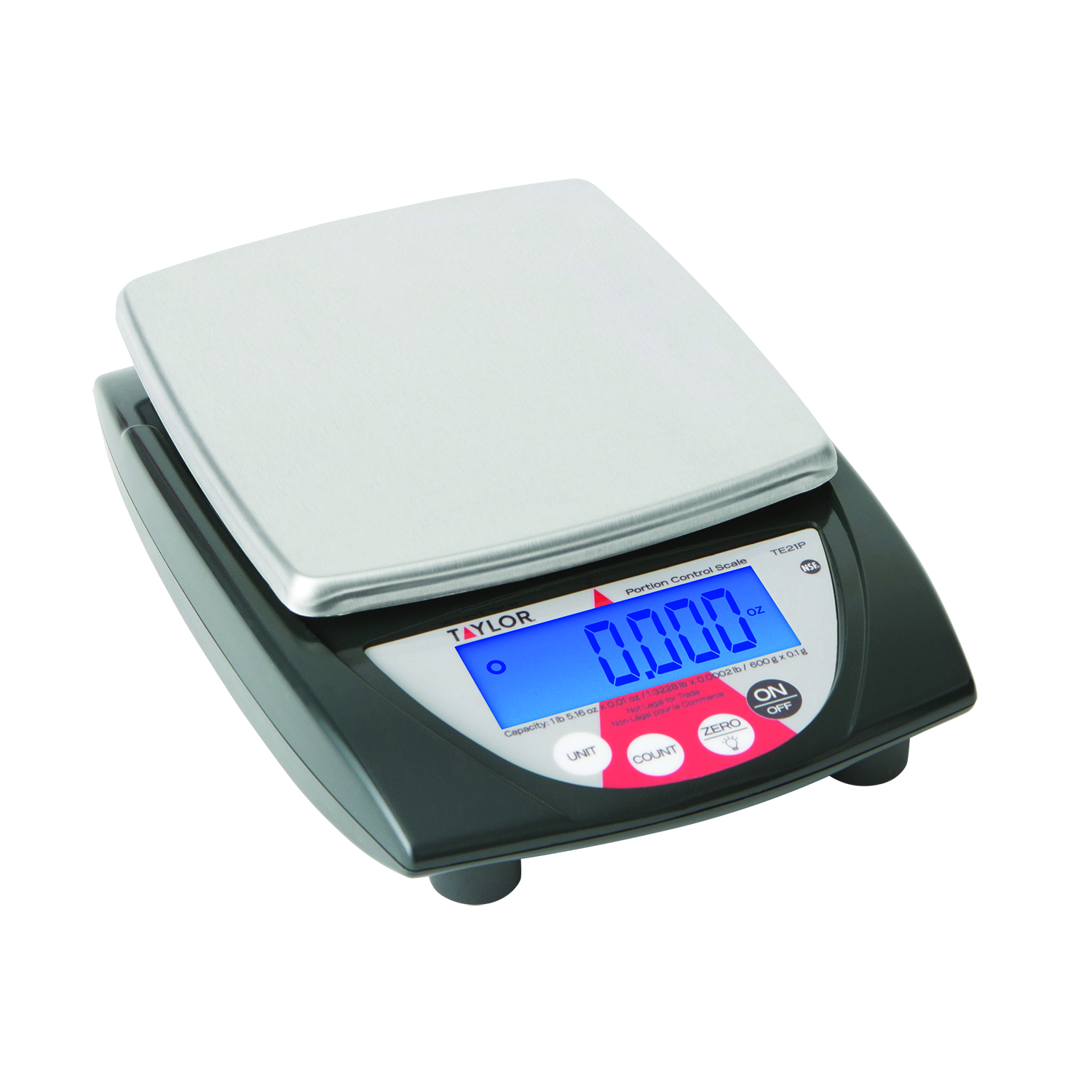 Taylor Precision TE21P scale, portion, digital