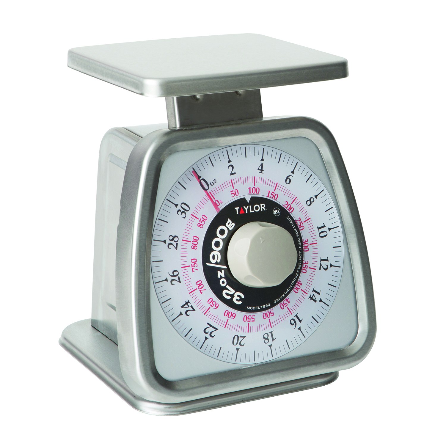 Taylor Precision TS32 scale, portion, dial