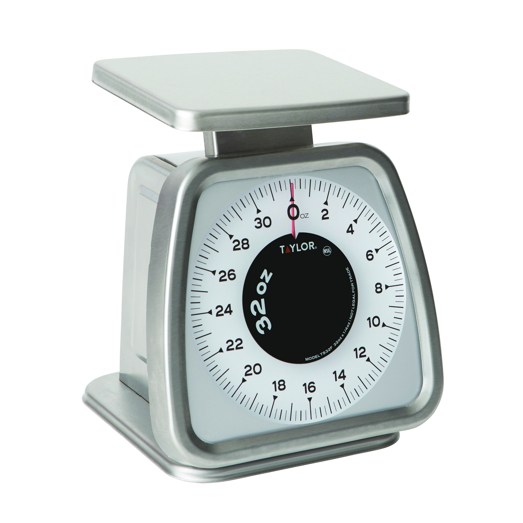 Taylor Precision TS32F scale, portion, dial