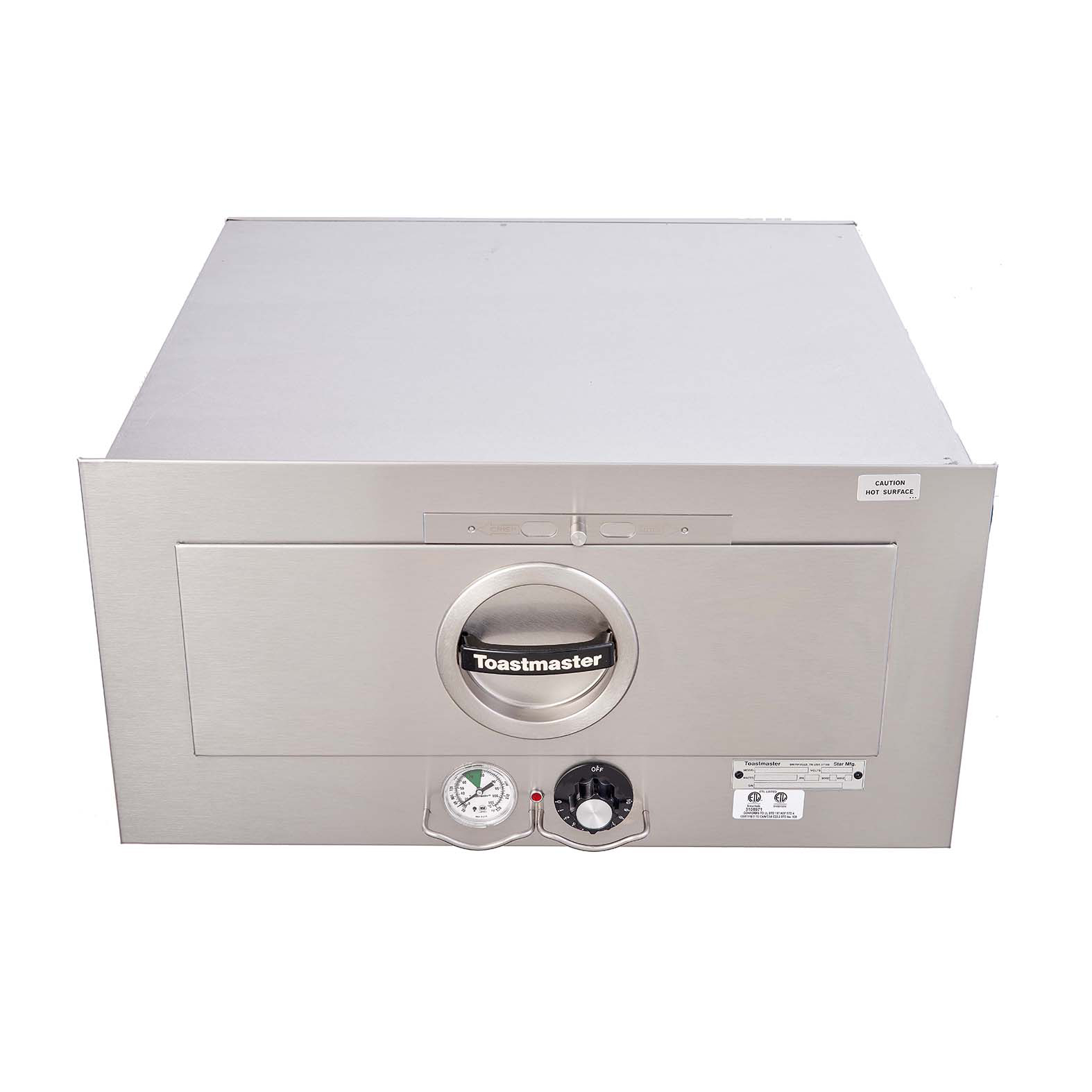 Toastmaster 3A80AT72 warming drawer, built-in